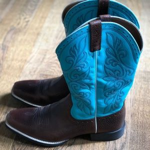 Ariat Ladies 9.5 Cowboy Boot